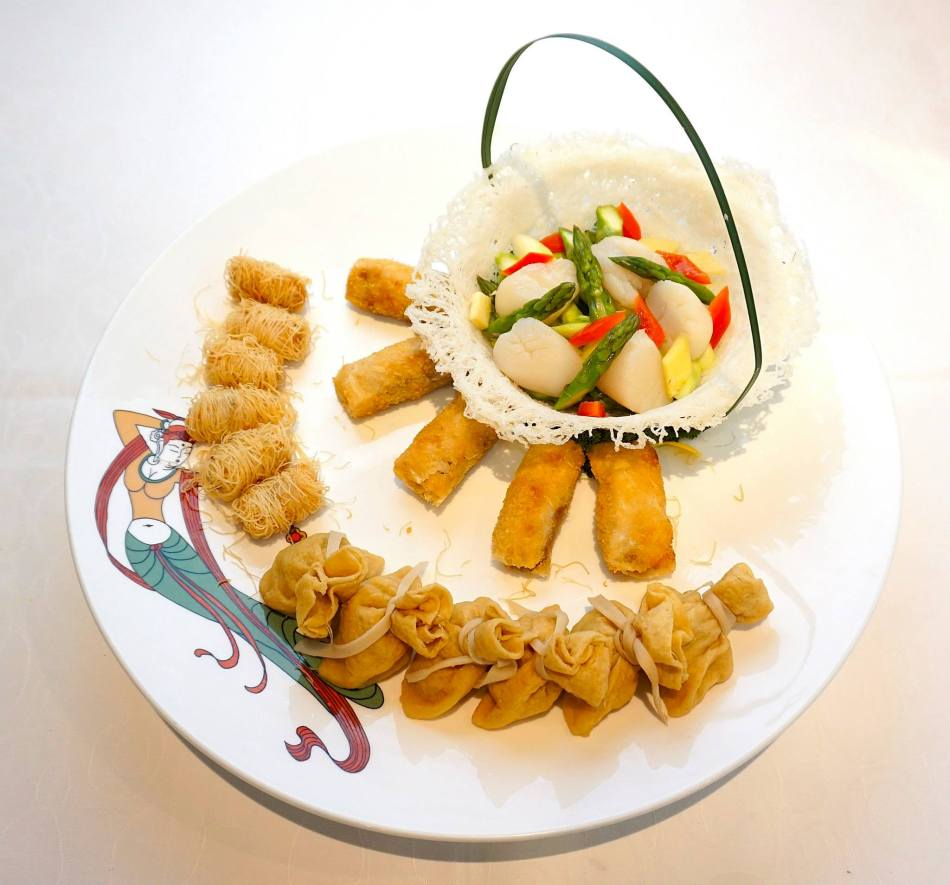 Fortune Combination Platter