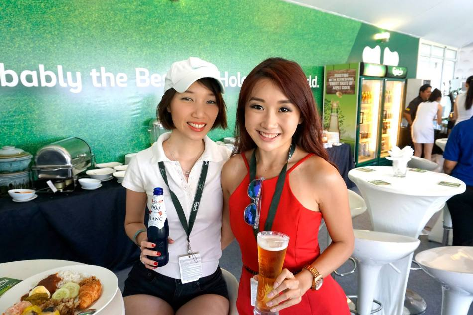Naomi Tham and Michelle Lee