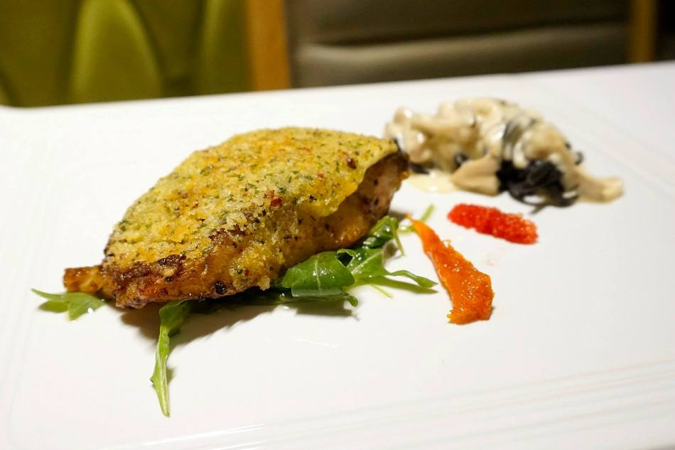 Baked Breathtaking Barramundi Fillet