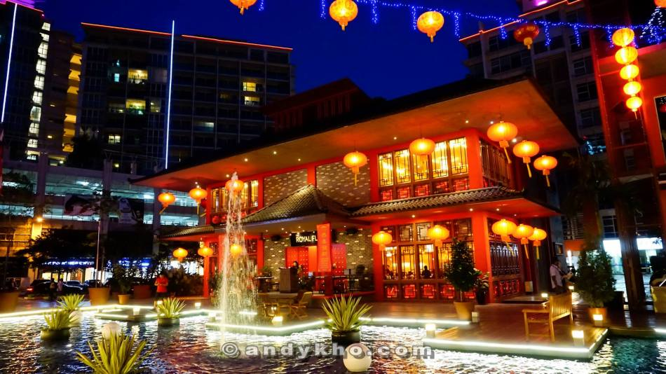 Royal Flush Oasis Square Ara Damansara