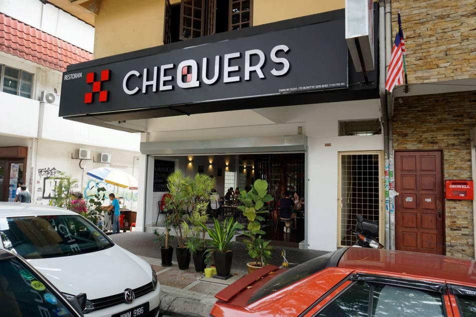 Chequers Taman Tun Dr Ismail