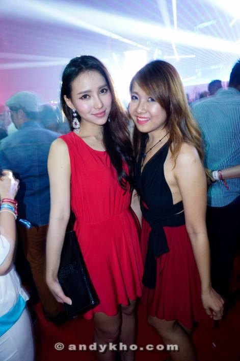Venice Min and Jenny Ma