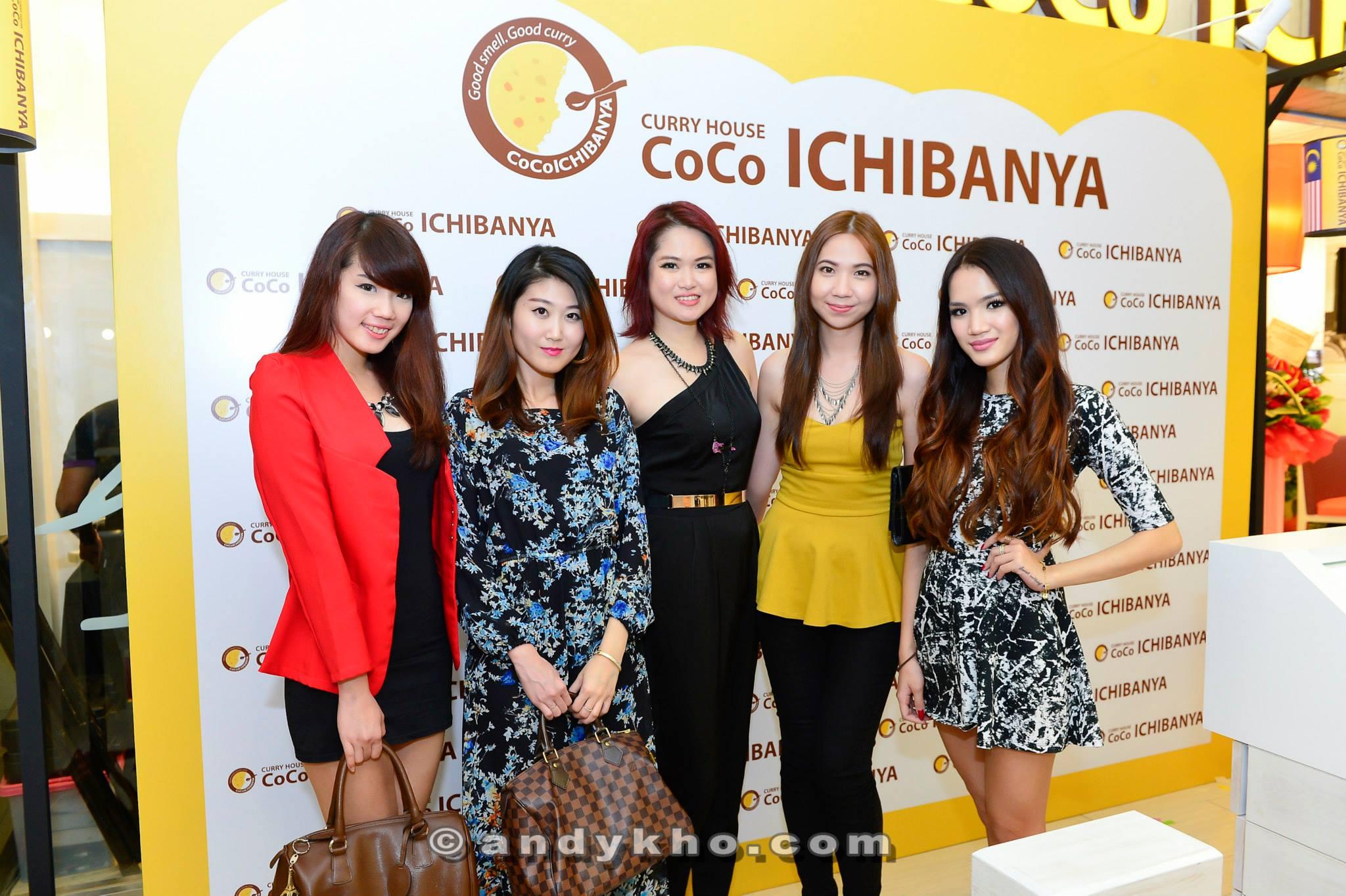 Grand Opening Of Coco Ichibanya In Malaysia