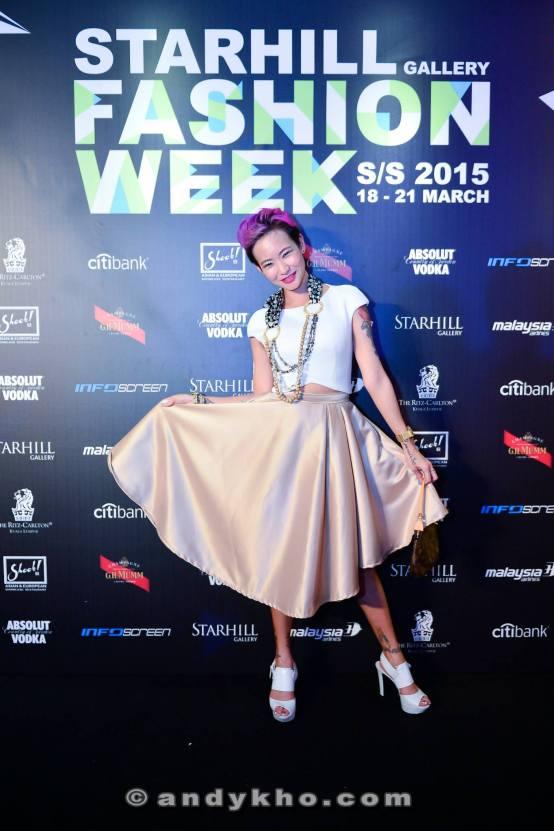 Joyce Wong aka Kinky Blue Fairy