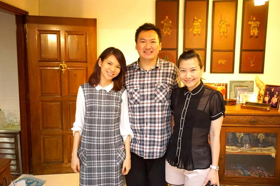 Visited Mei Sze during her open house