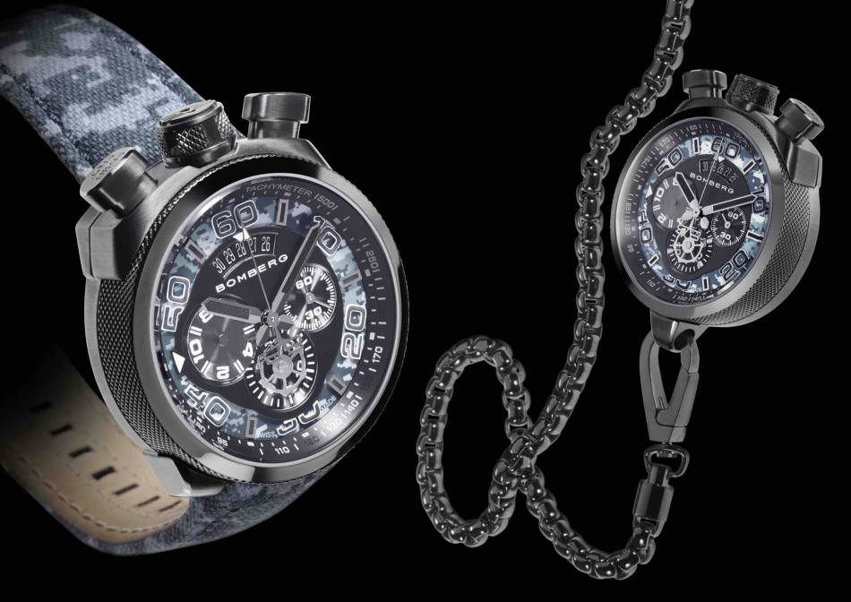 BOMBERG Bolt 68 collection