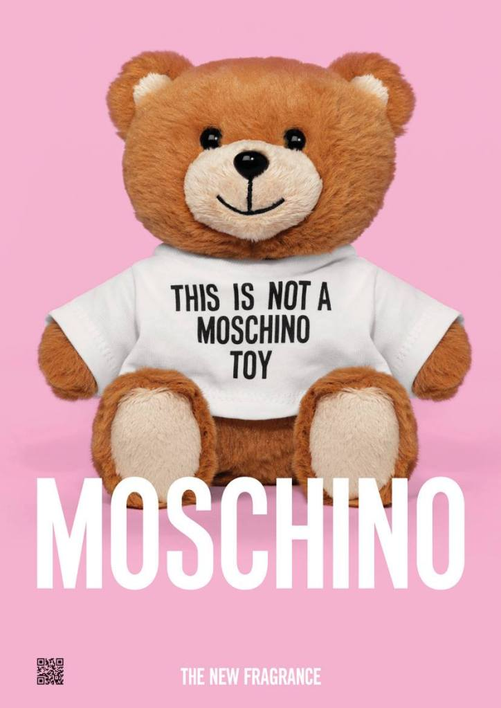 Moschino Toy 4