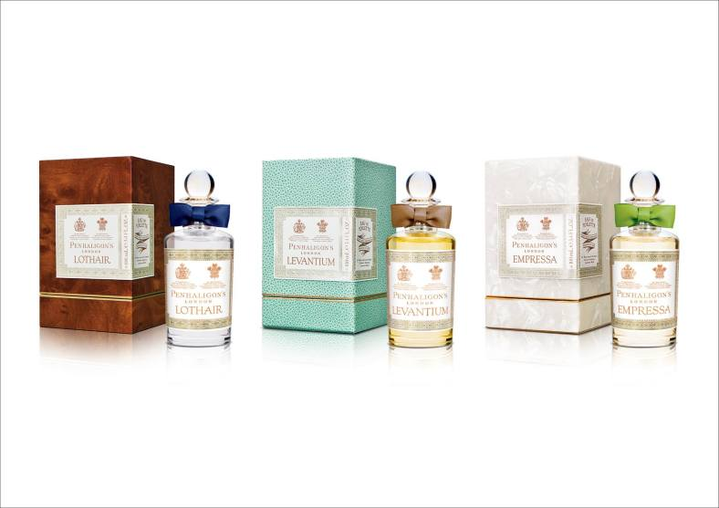 Penhaligons Trade Routes
