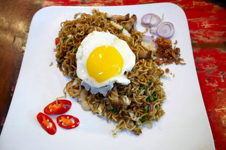 Indonesian Style Mee Goreng - RM18.00