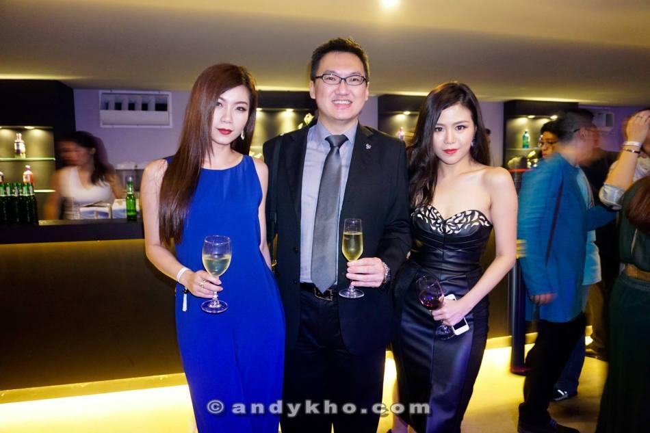 With Mei Yuen and Vicye