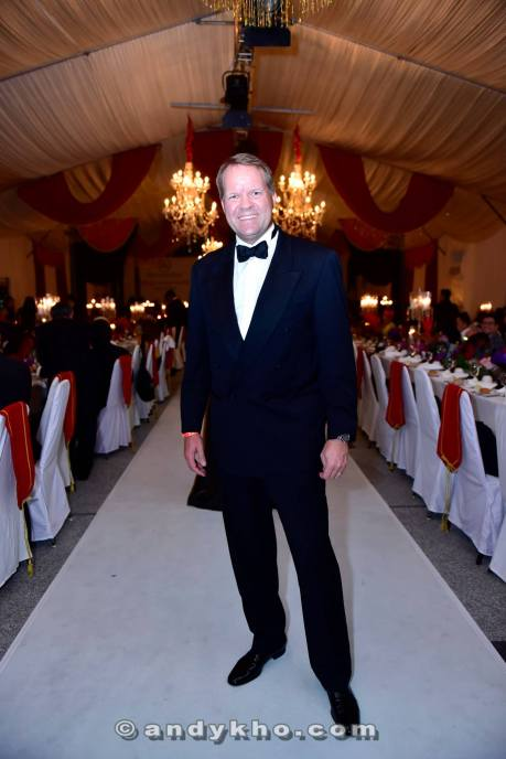 Managing Director of Carlsberg Malaysia - Henrik Andersen