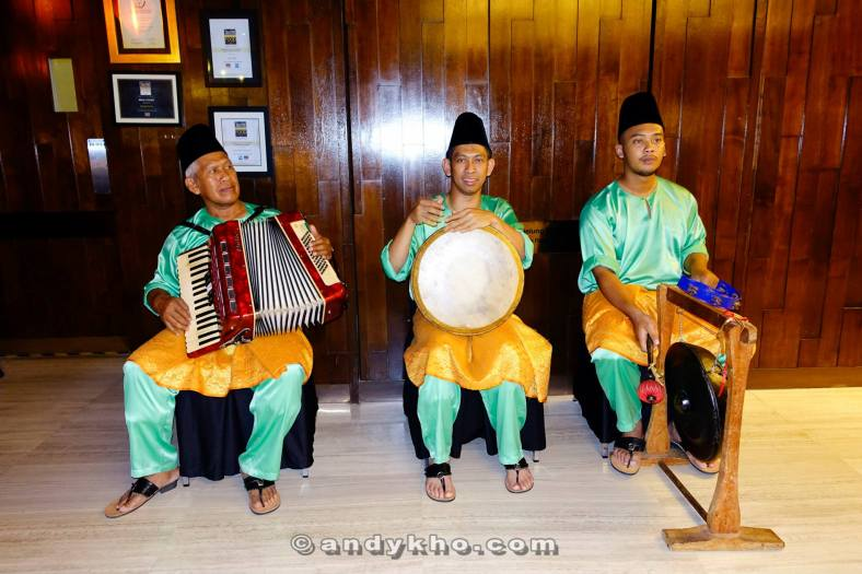 Traditional band