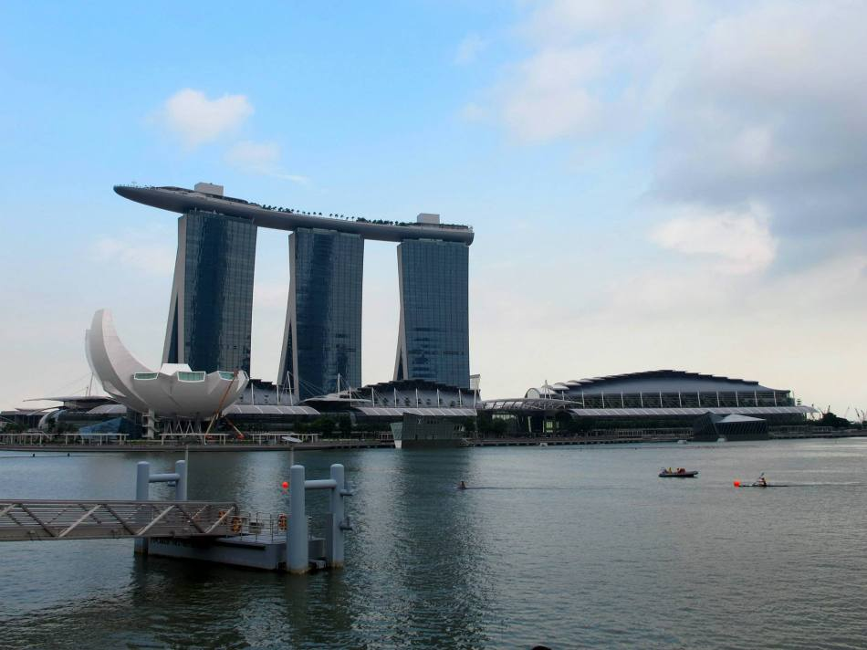 It has been a while since I last visited Singapore so it was nice to take in the sights and sounds of the city