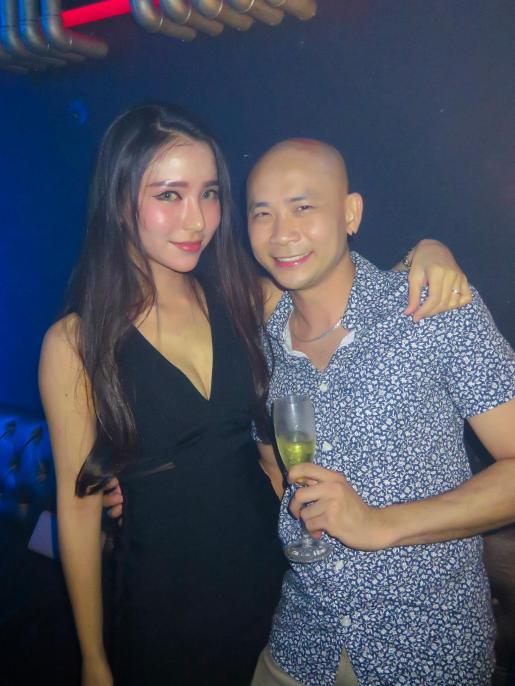 Venice Min and Andy Kho