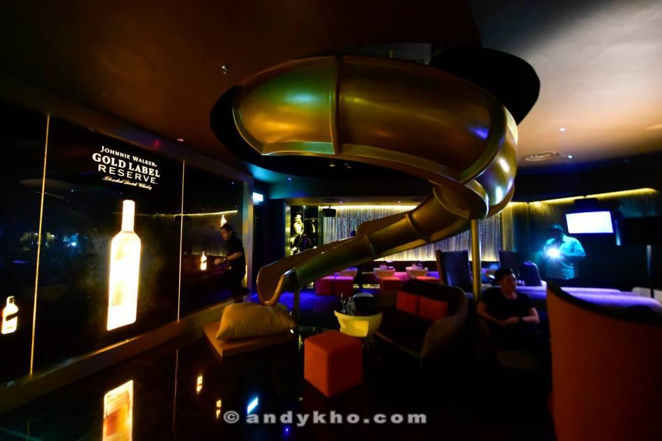 Member's Lounge