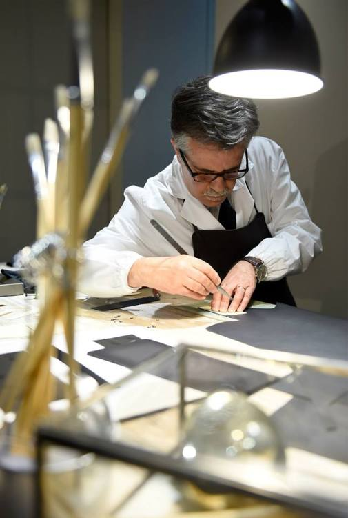 There is a great level of intricacy, care and detail involved in the production of Montblanc products