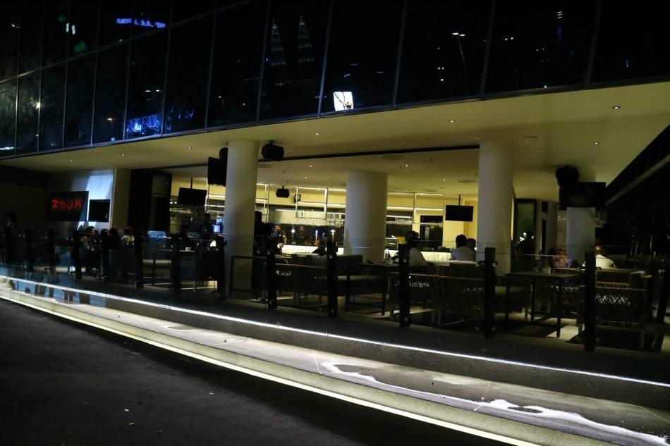 Zouk Cafe Bar