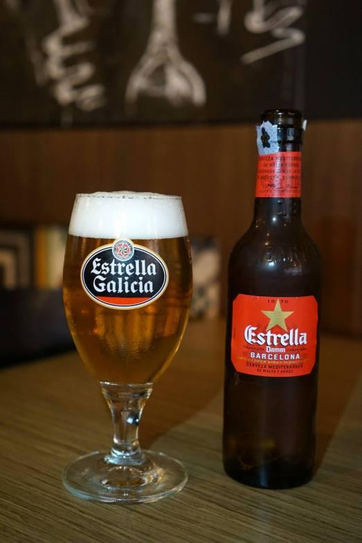 Estrella Damm (Barcelona) - RM18.00