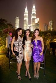 Conne Lim Jen Yng Sylvia Lim Evian Foo