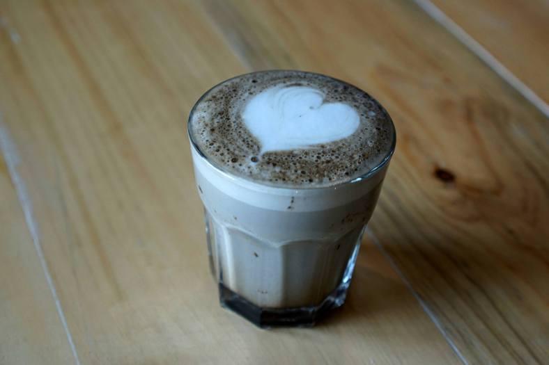 Roasted Tea Latte - RM12.00