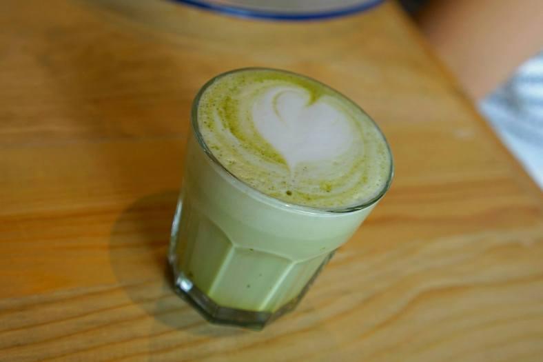 Green Tea Latte - RM12.00