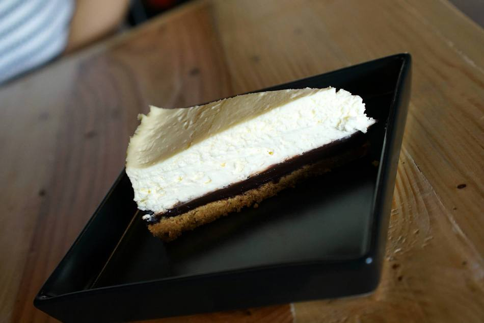 Cheesy Does It Cheesecake - RM11.00