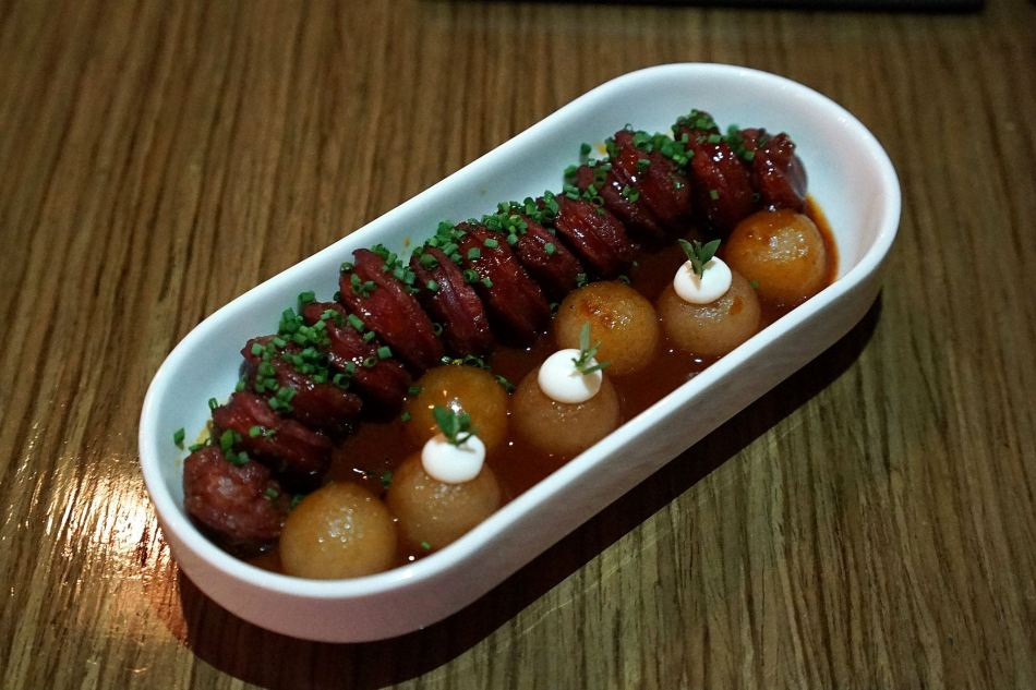 Chorizo al Vino, RM23