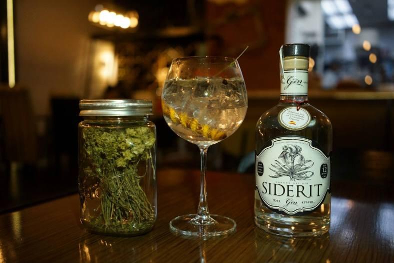 Siderit Gin & Tonic - RM55.00