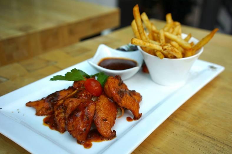Honey Glazed Chicken Fillet - RM17.00