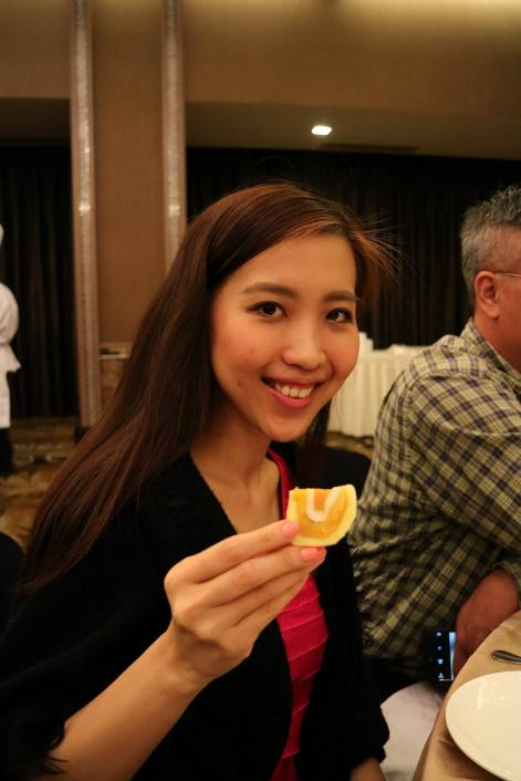 Conne Lim Jen Yng Tai Thong Mooncake Launch 2015