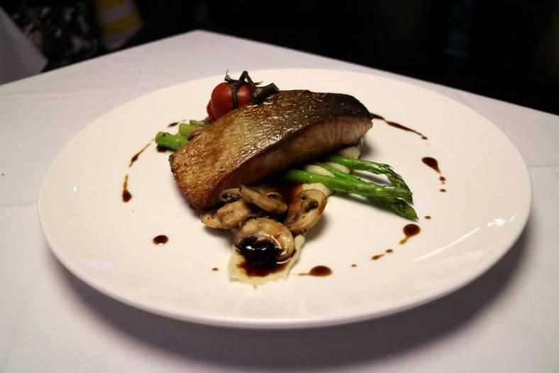 Broiled Salmon Kabayaki - RM32.00