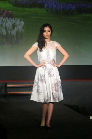 Natalia Ng of Fox Sports