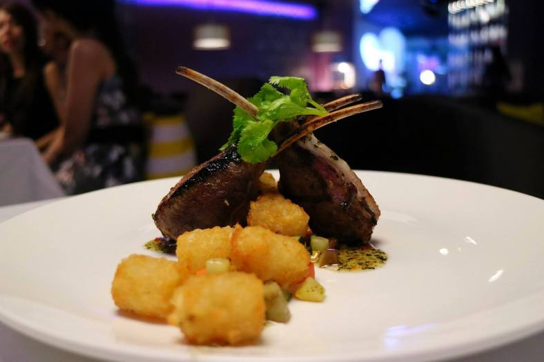Grilled Lamb Rack - RM45.00