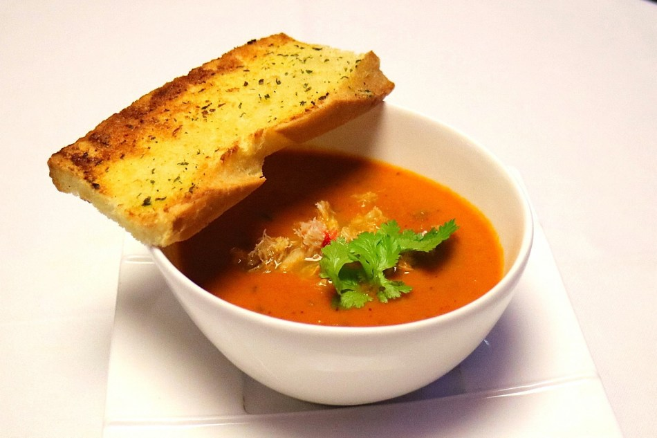 Oven Roasted Tomato Soup - RM14.00