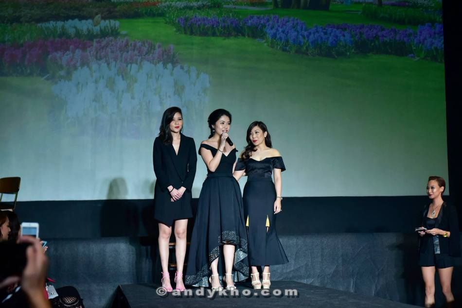 The three pretty ladies behind Duchess & Co
