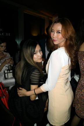 MHB's Stephanie Lim and Chelsea Chil