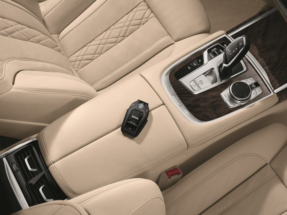 Montblanc for BMW Meisterstück Key Sleeve