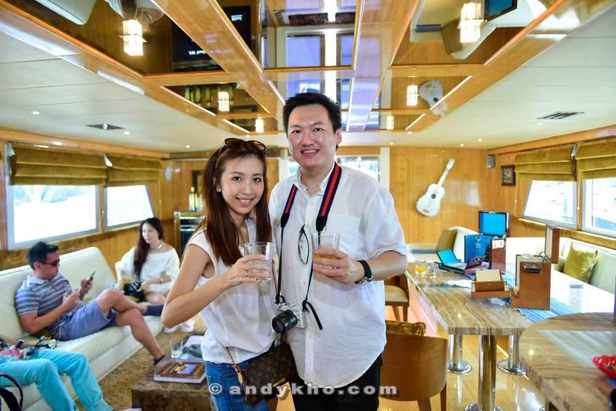 Simpson Marine Merdeka Yacht Festival Conne Lim