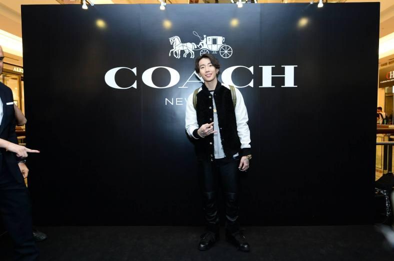 Jay Park x Coach Malaysia KLCC 04