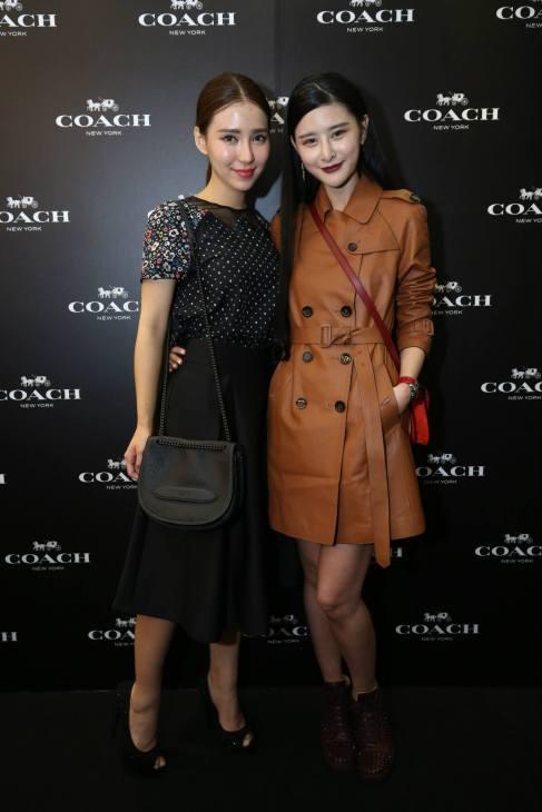 Venice Min and Juwei Teoh