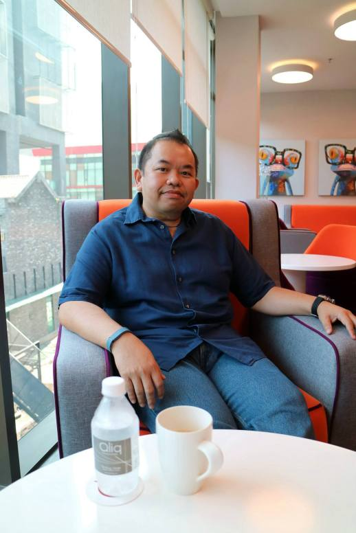 The next morning, we caught with Tony Lim, General Manager of Qliq Damansara, who shared with us more info on the hotel.