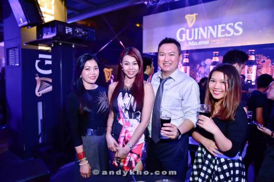 With Sunshine Kelly, Ong Evonne and Cassandra