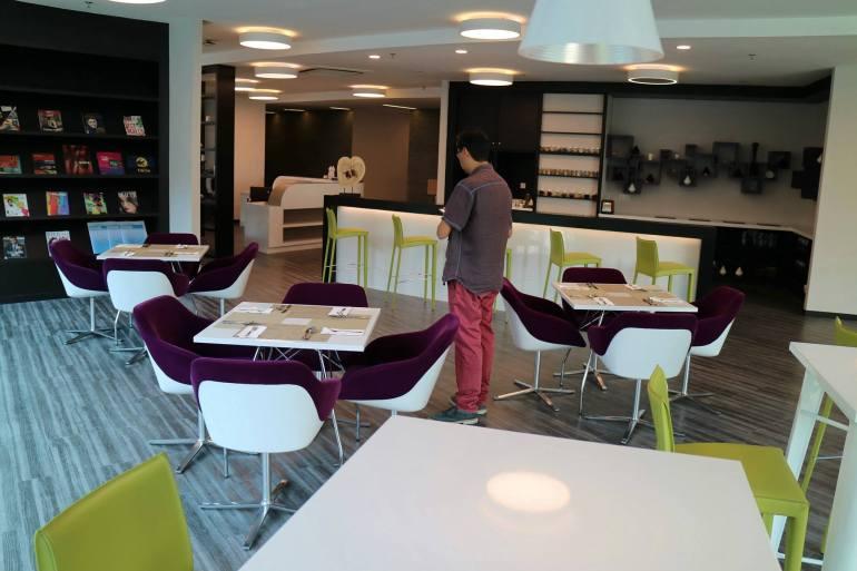 The Q Lounge