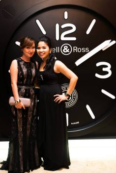 Ms Violet Cheong and Ms Adelyn Kong