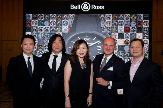 Mr Lovell Ho, Mr Tong Chee Wei, Ms Yap Fui Leng, Mr Carlos Rosillo, Mr Lee Siew Hoong
