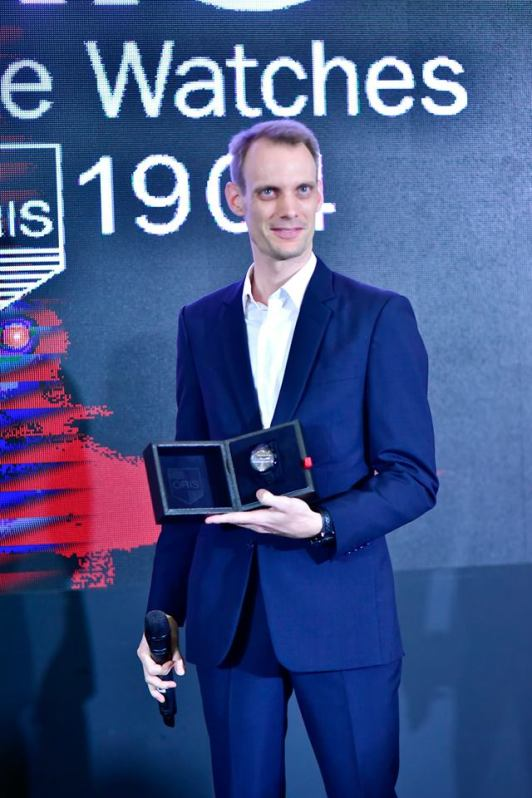 Micheal Meier, Country Manager, Malaysia and Singapore, Oris