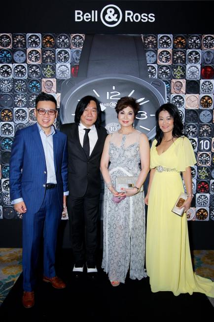 Mr Brian Tham, Mr Tong Chee Wei, Datin Teo, Ms Vanessa