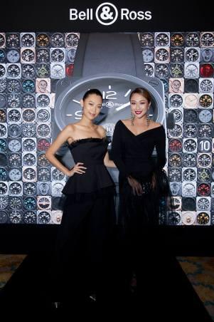 Shir Chong and Debbie Goh