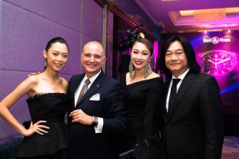 Ms Shir Chong, Mr Carlos Rosillo, Ms Debbie Goh, Mr Tong Chee Wei