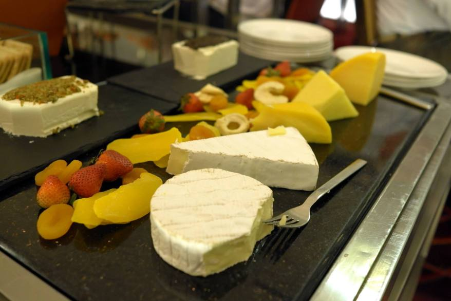 Loved the cheese board